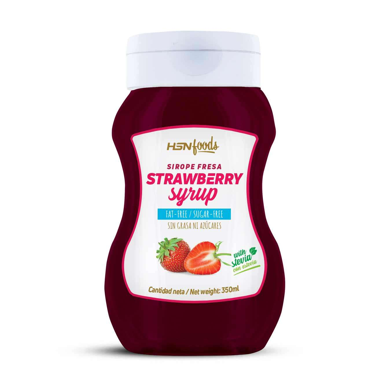 STRAWBERRY SYRUP - 350ml
