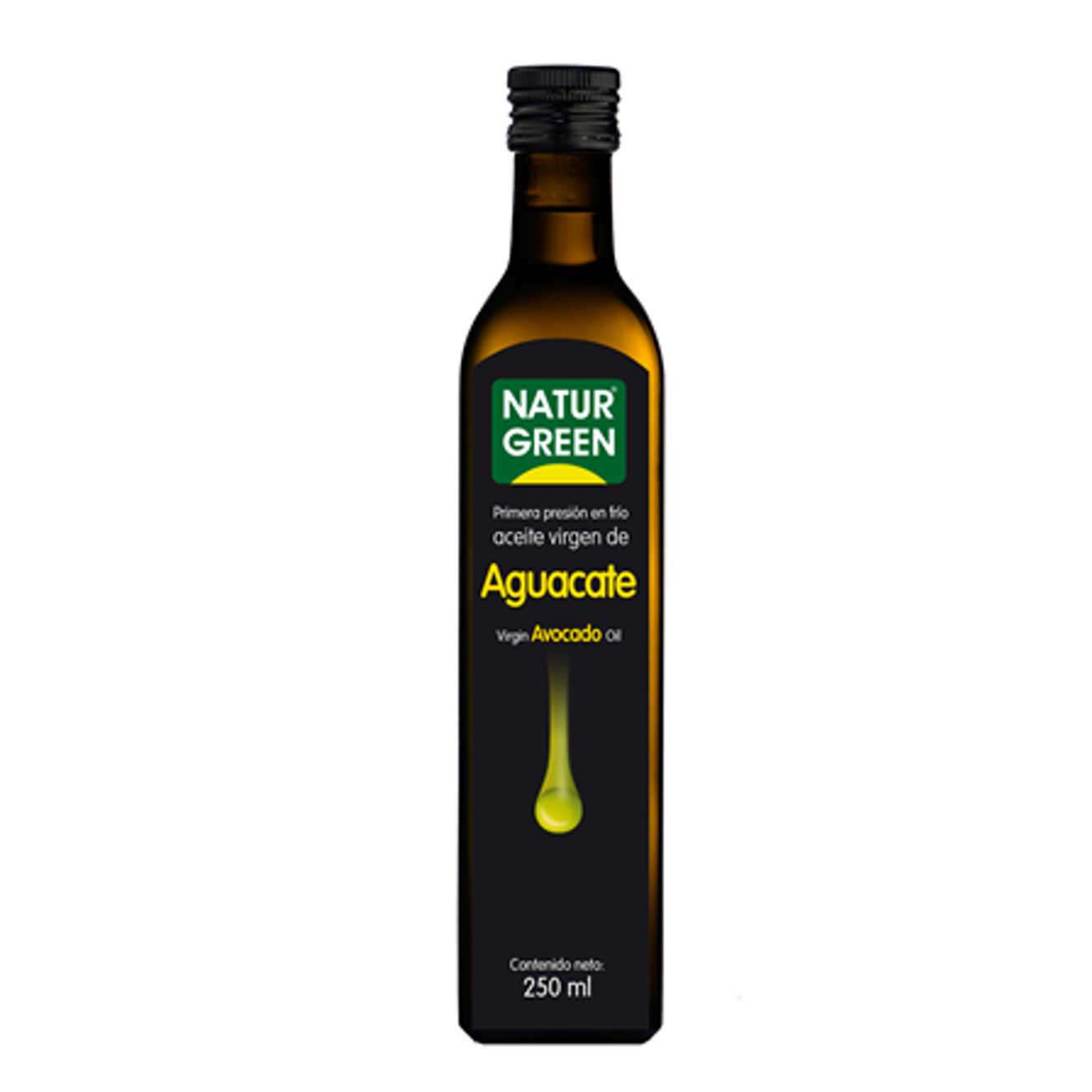 VIRGIN AVOCADO OIL - 250ml