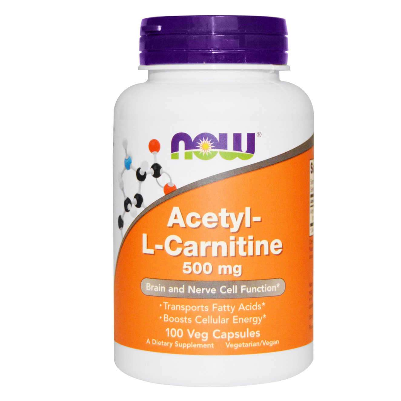 ACETYL L-CARNITINE - 500mg