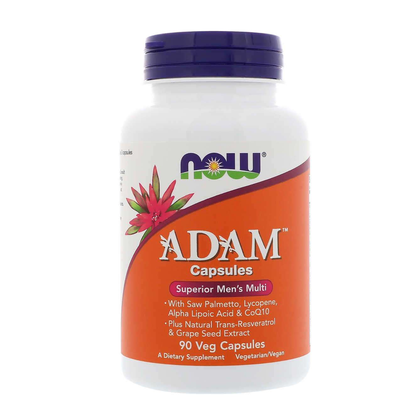 ADAM™ MULTIVITAMINS FOR MEN VEG CAPS - 90 veg caps