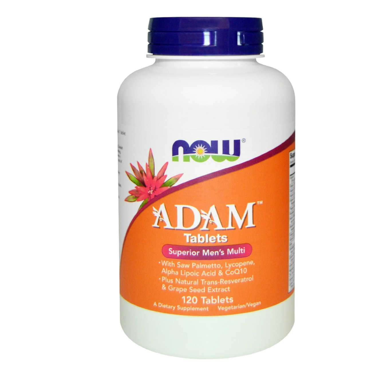 ADAM™ MULTIVITAMINS FOR MEN TABLETS