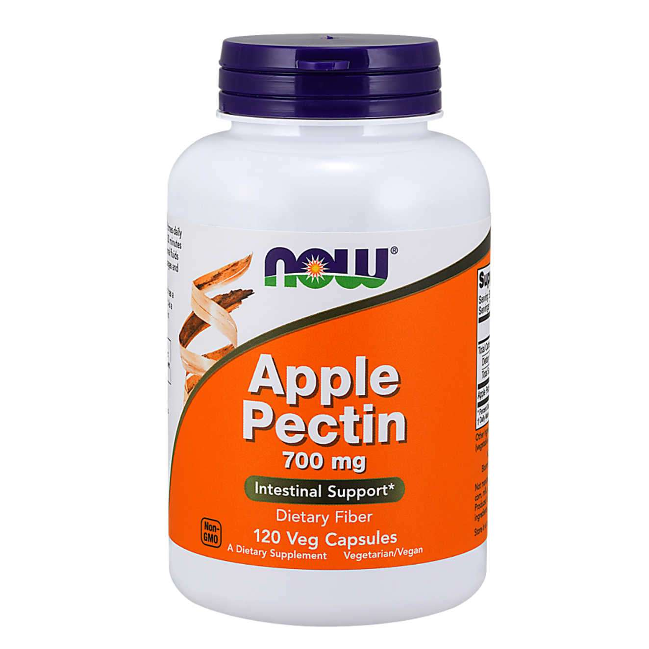 APPLE PECTIN 700mg - 120 veg caps