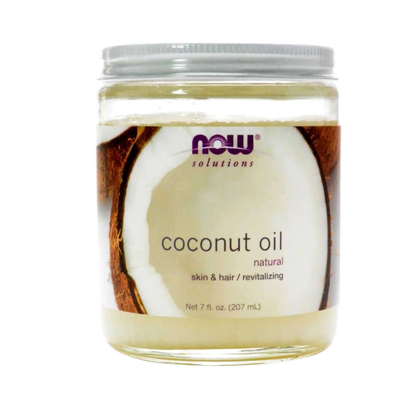 100% PURE COCONUT OIL - 207ml