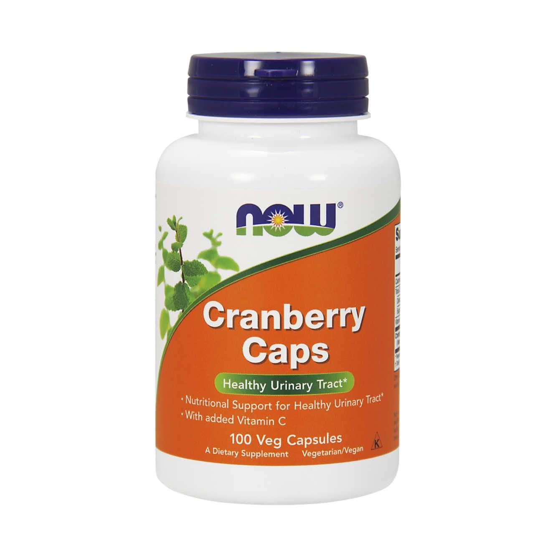 CRANBERRY CAPS 1400mg - 100 veg caps