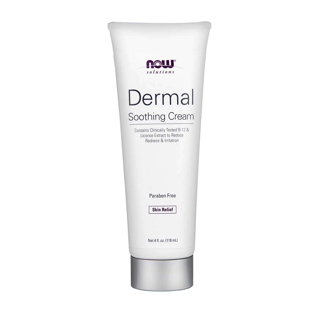 DERMAL SOOTHING CREAM - 118ml