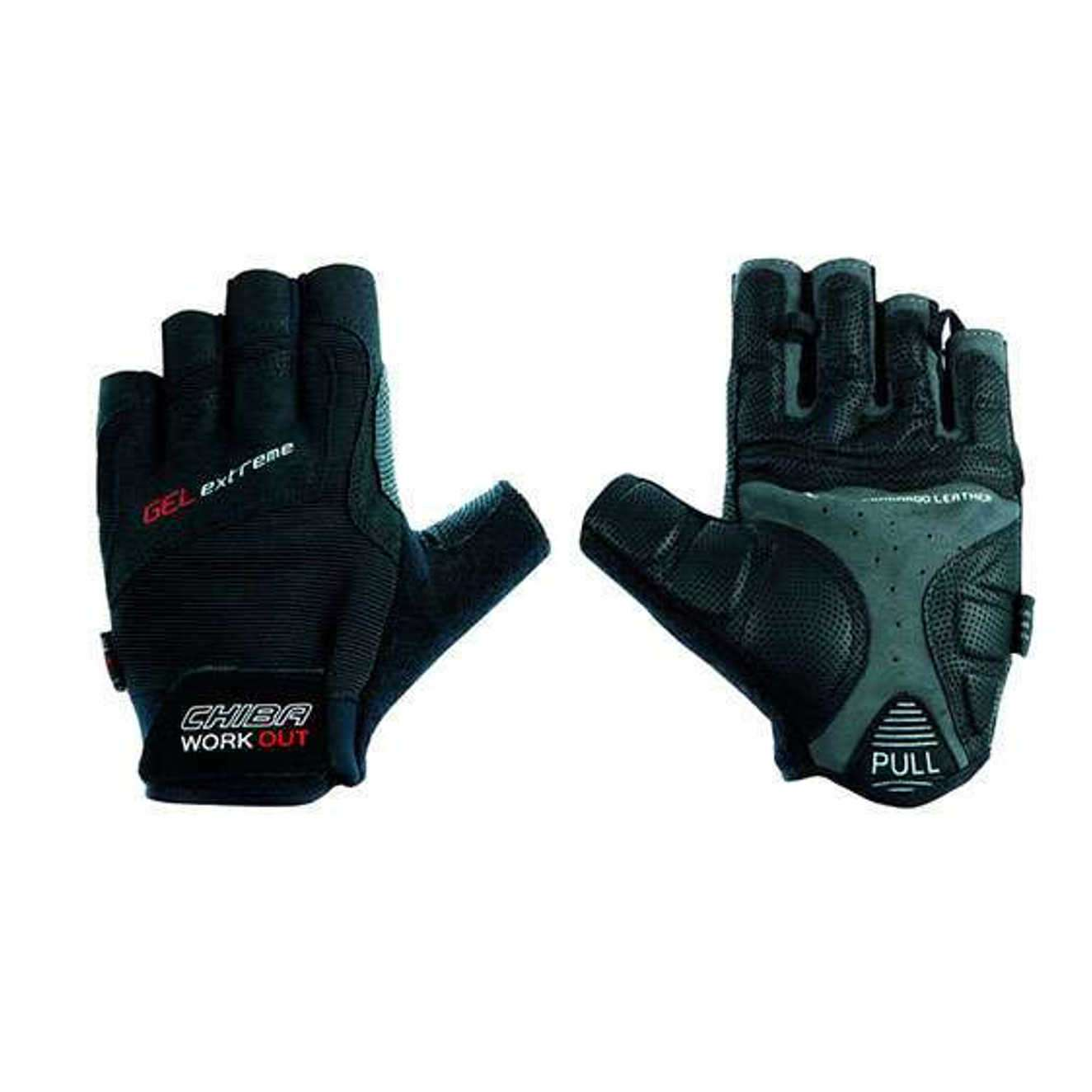 GEL EXTREM BLACK GLOVES