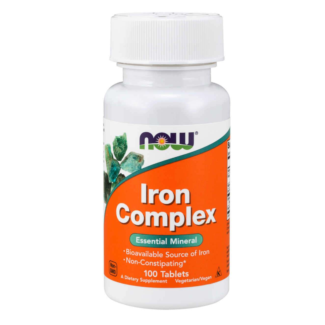 IRON COMPLEX - 100 tabs