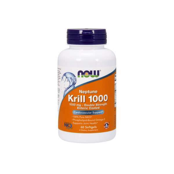 NEPTUNE KRILL OIL 1000mg - 60 softgels