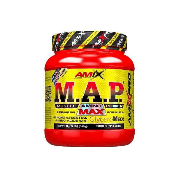 M.A.P. WITH GLYCEROMAX 340g NATURAL