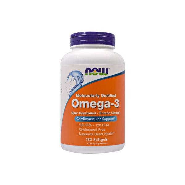 OMEGA-3 MD ODOR CONTROLLED