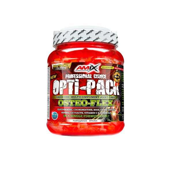 OPTI-PACK OSTEO FLEX - 30 packets