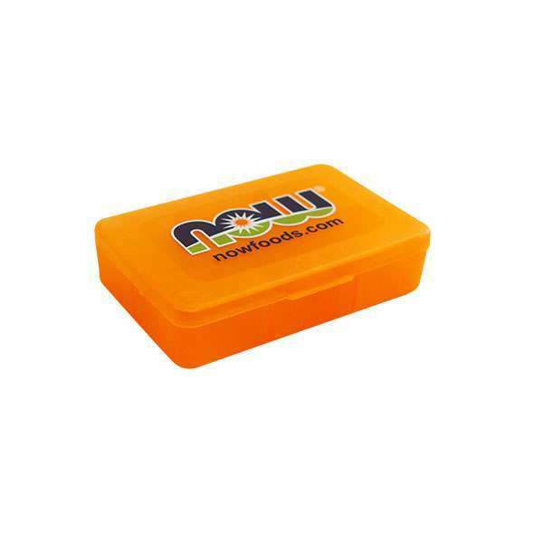 SMALL NOW FOODS PILL BOX
