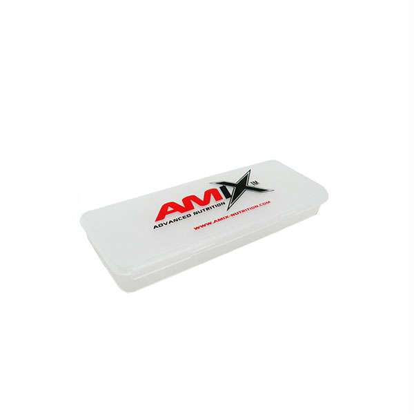 AMIX NUTRITION WEEKLY PILL BOX