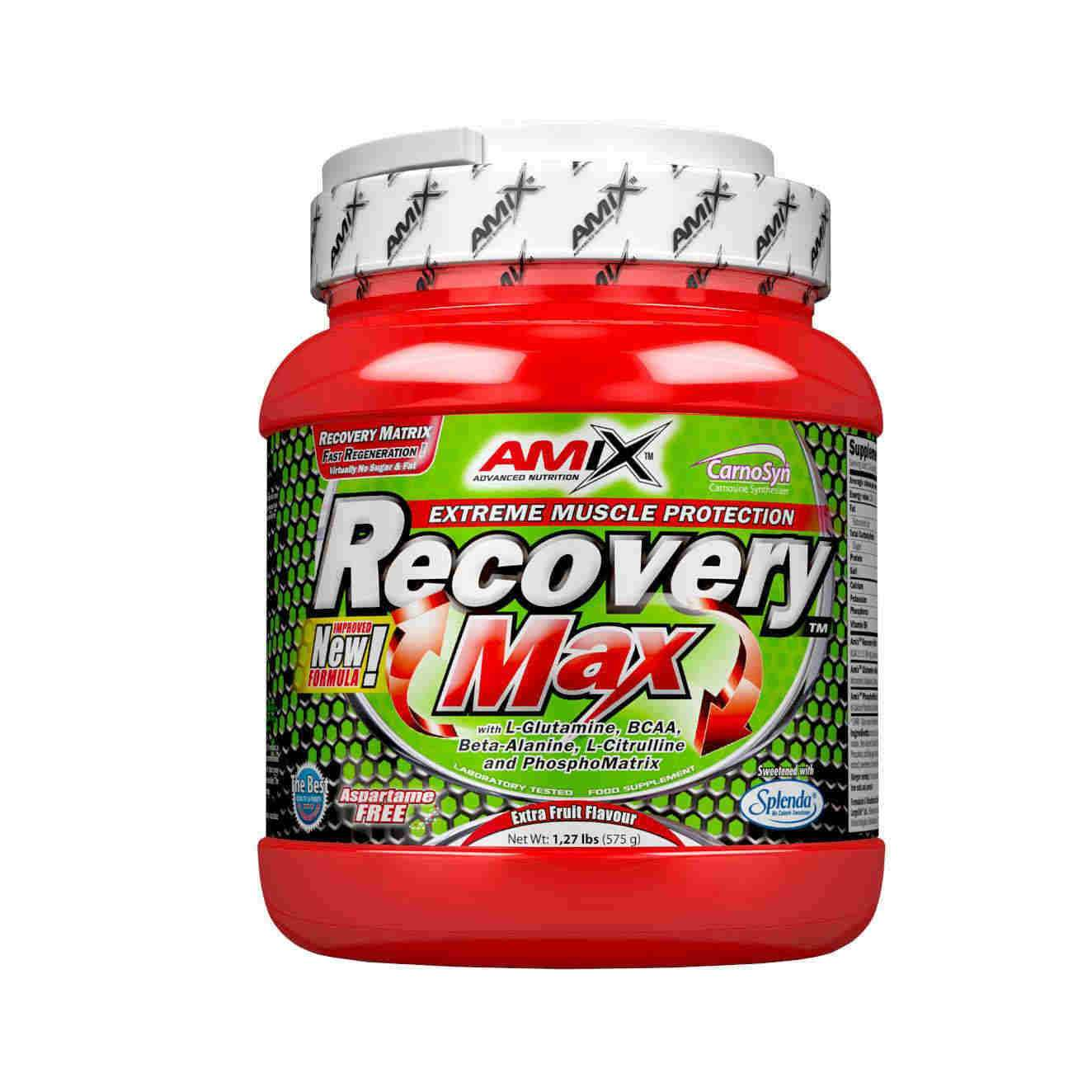 RECOVERY MAX 575g FRUIT PUNCH