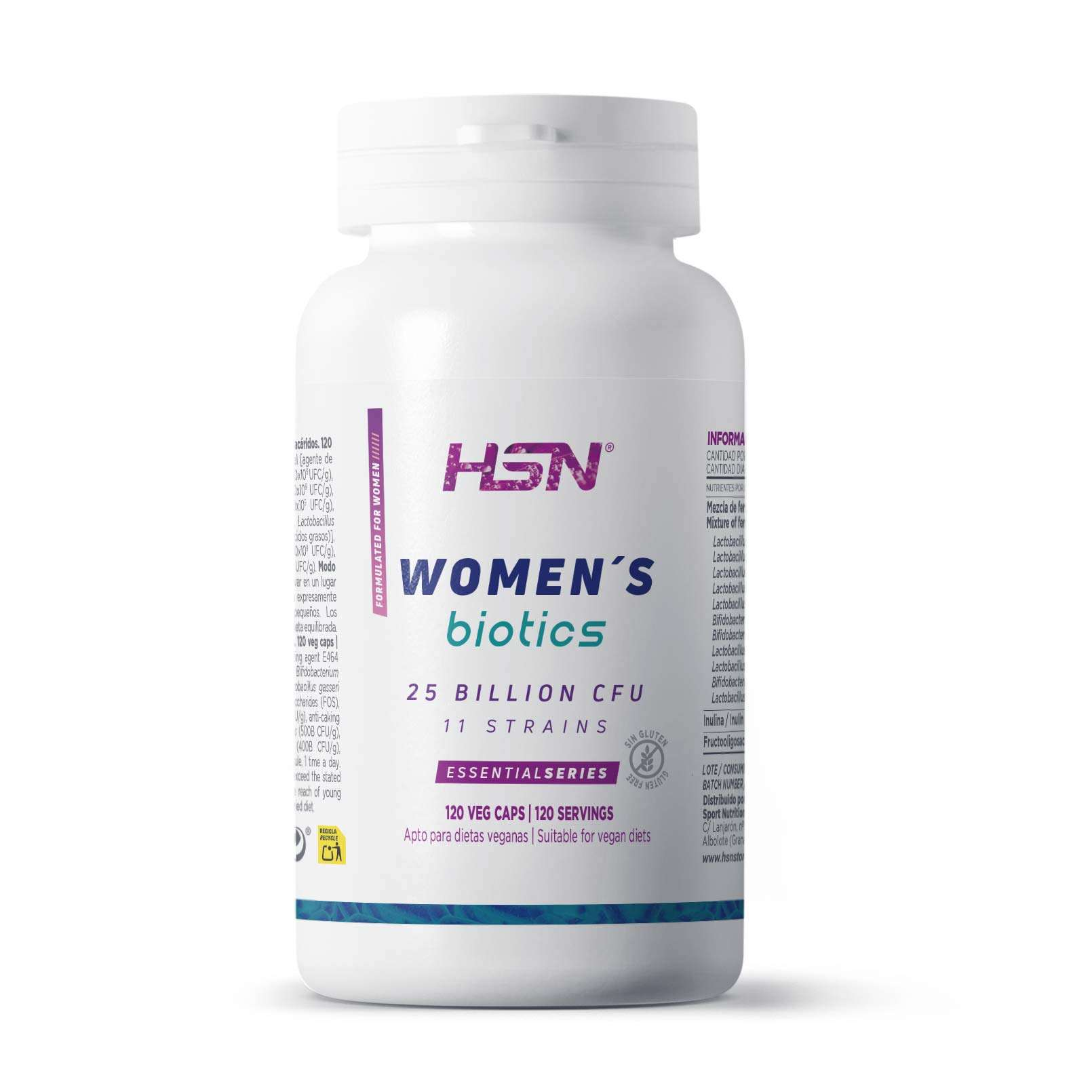 WOMEN'S BIOTICS 25B UFC - SPECIAL WOMAN