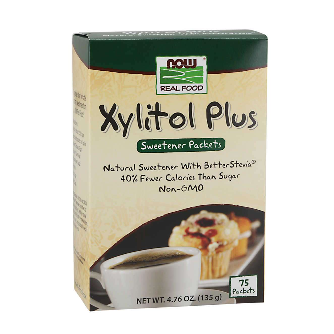 XYLITOL PLUS - 75 packets