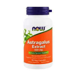 ASTRAGALUS EXTRACT 500mg - 90 veg caps