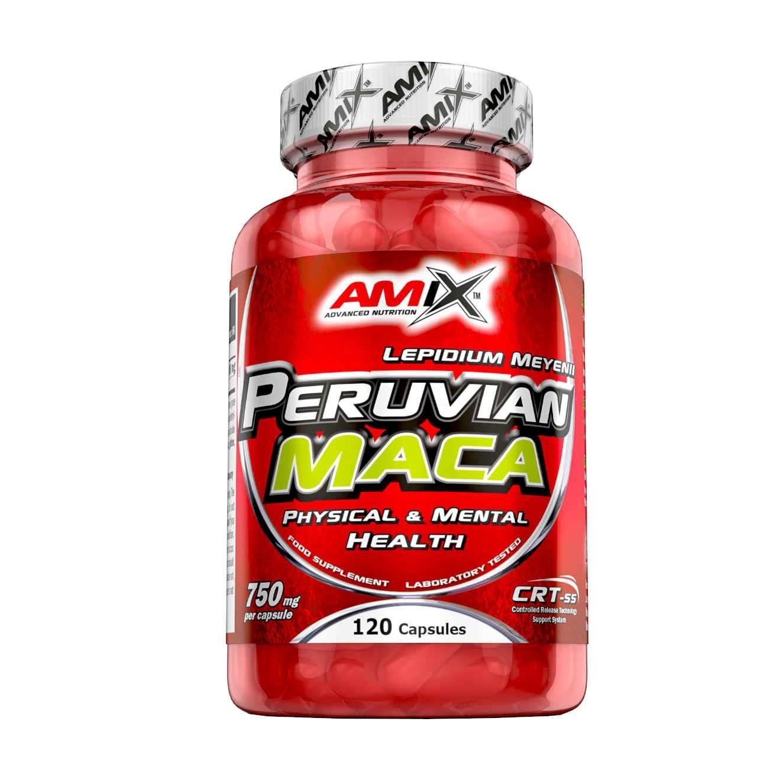 PERUVIAN MACA - 120 caps