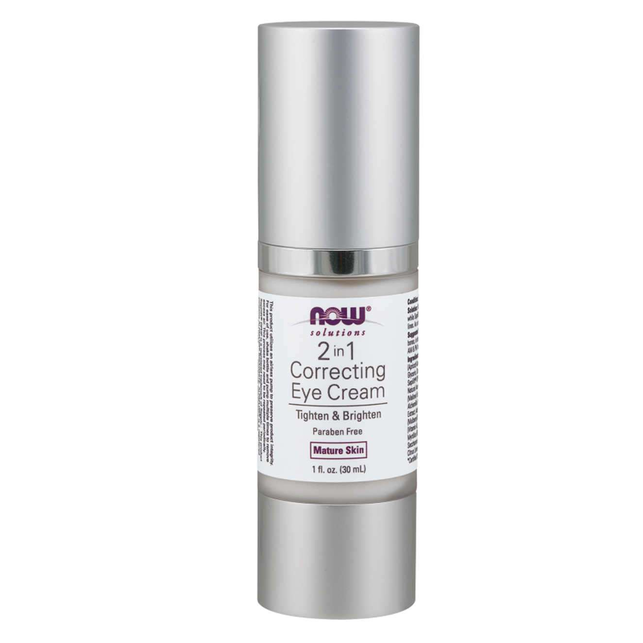 2 IN 1 CORRECTING EYE CREAM - 30ml