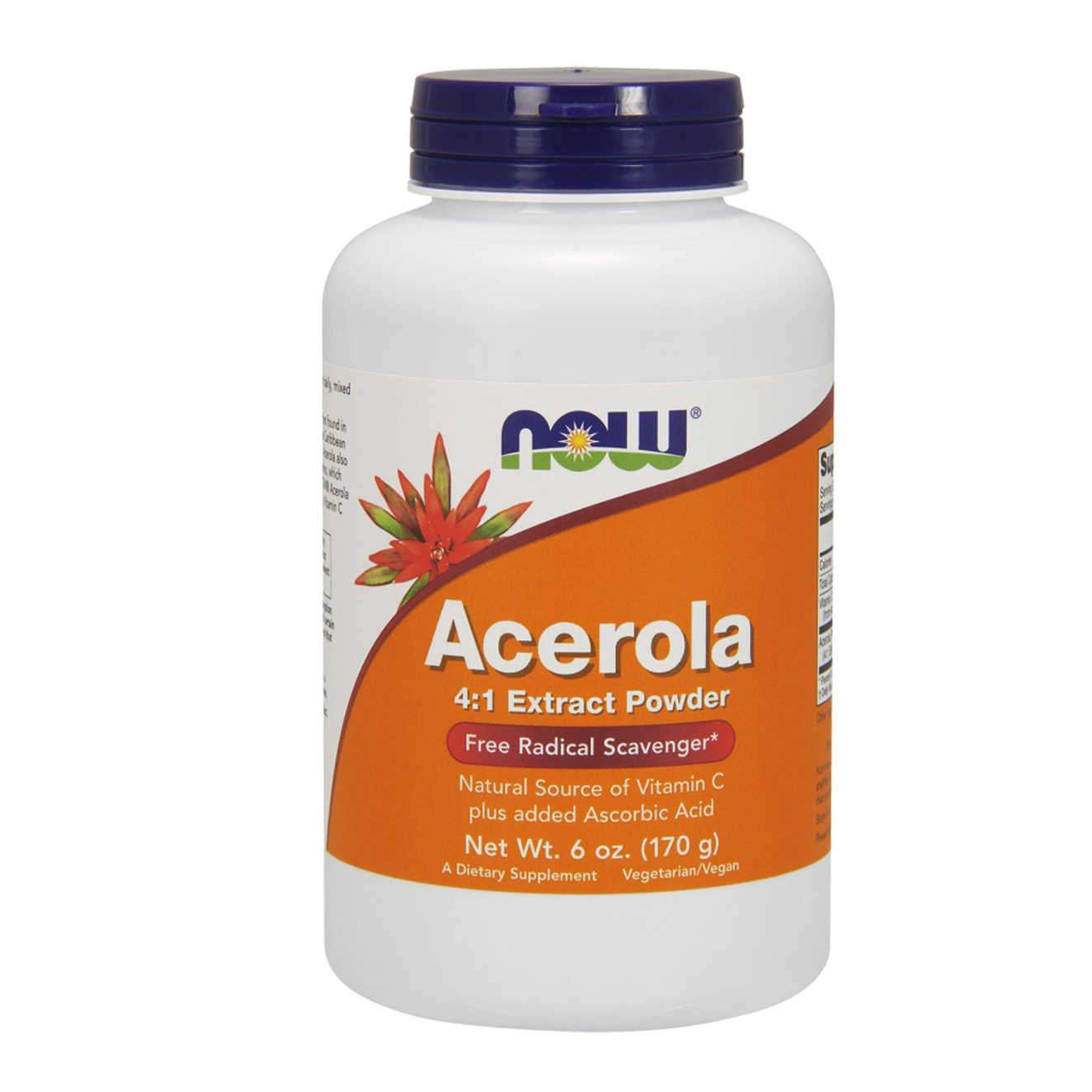 ACEROLA 4:1 EXTRACT POWDER - 170g