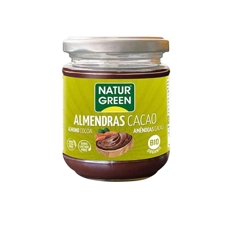 ALMENDRAS CACAO BIO - 200g