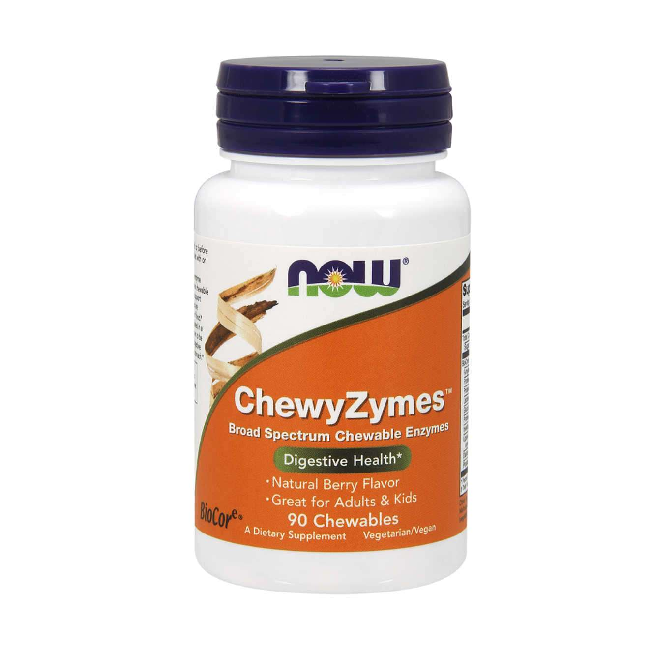 CHEWYZYMES - 90 tabs masticables