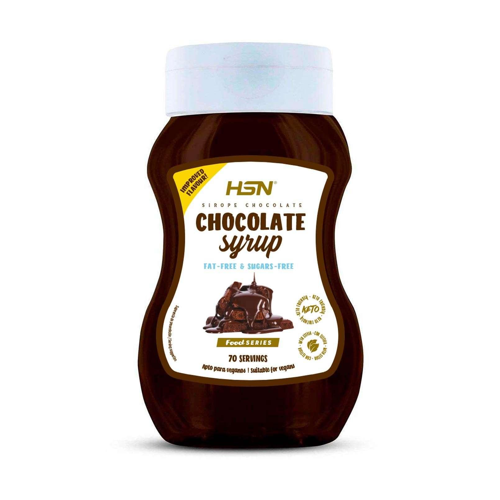 SIROPE CHOCOLATE - 350ml