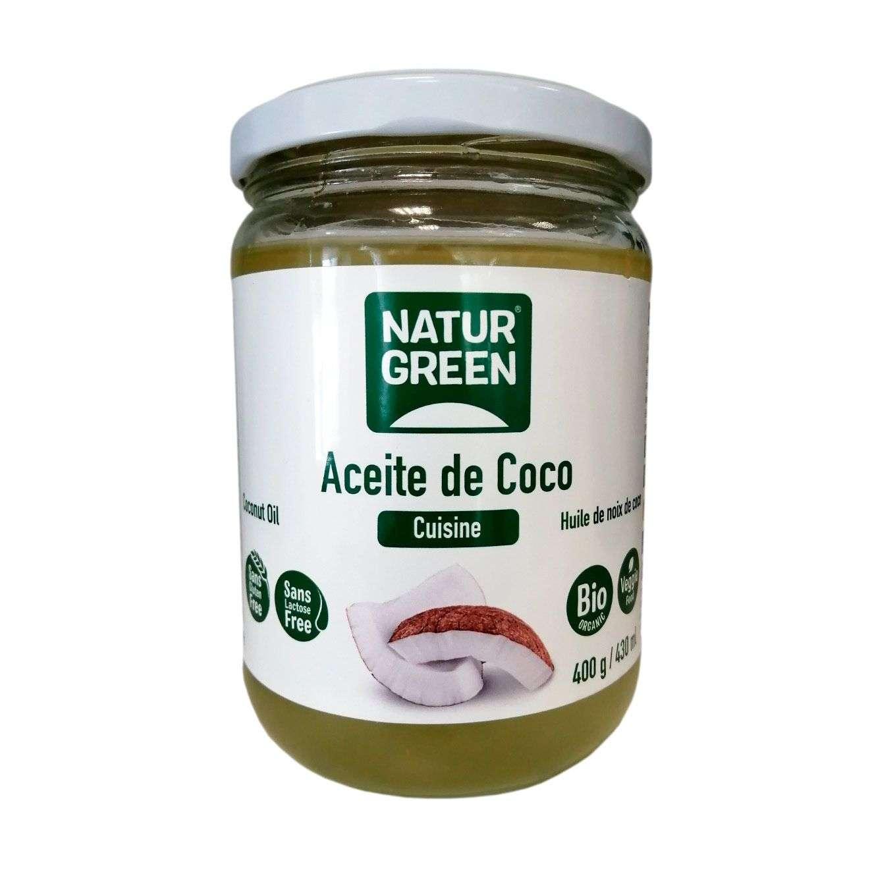 ACEITE DE COCO CUISINE - 430ml /400g