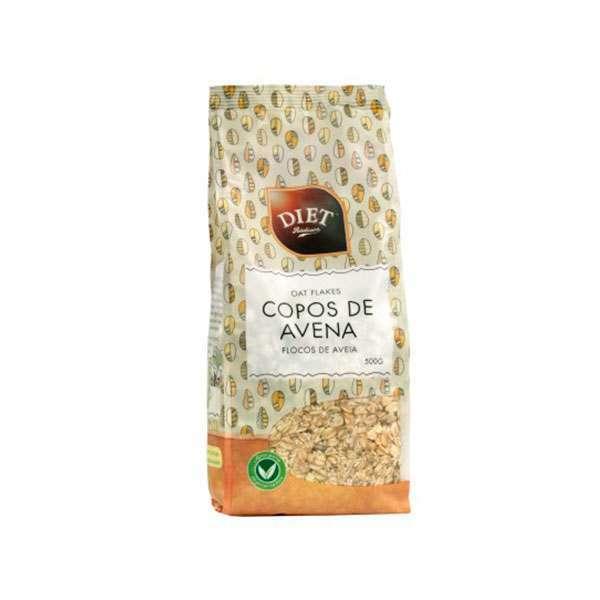 COPOS DE AVENA - 500g