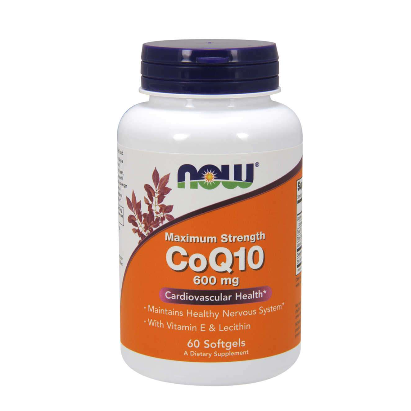 COENZIMA Q10 600mg - 60 softgels
