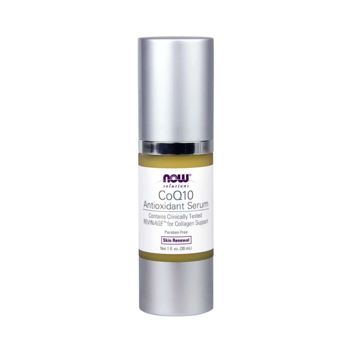 CO-Q10 ANTIOXIDANT SERUM SKIN RENEWAL - 30ml