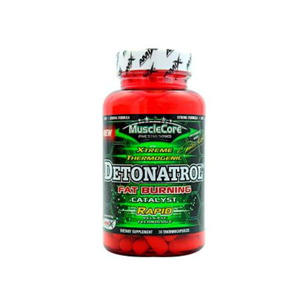 DETONATROL FAT BURNING
