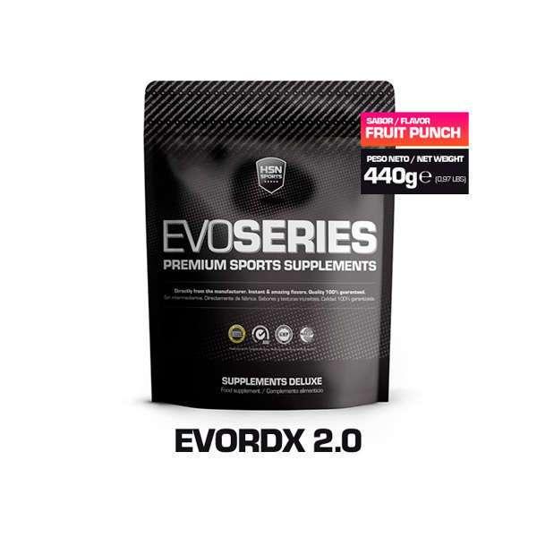 EVORDX 2.0 440g PONCHE DE FRUTAS