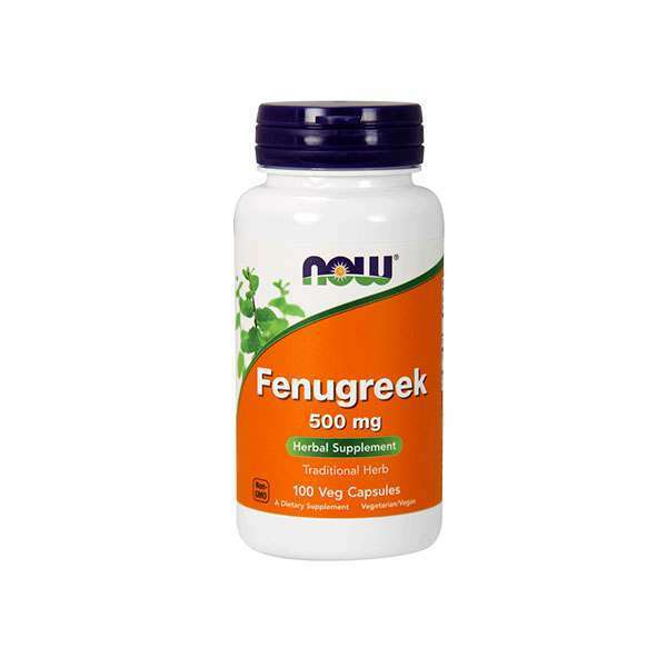 FENUGREEK 500mg - 100 veg caps