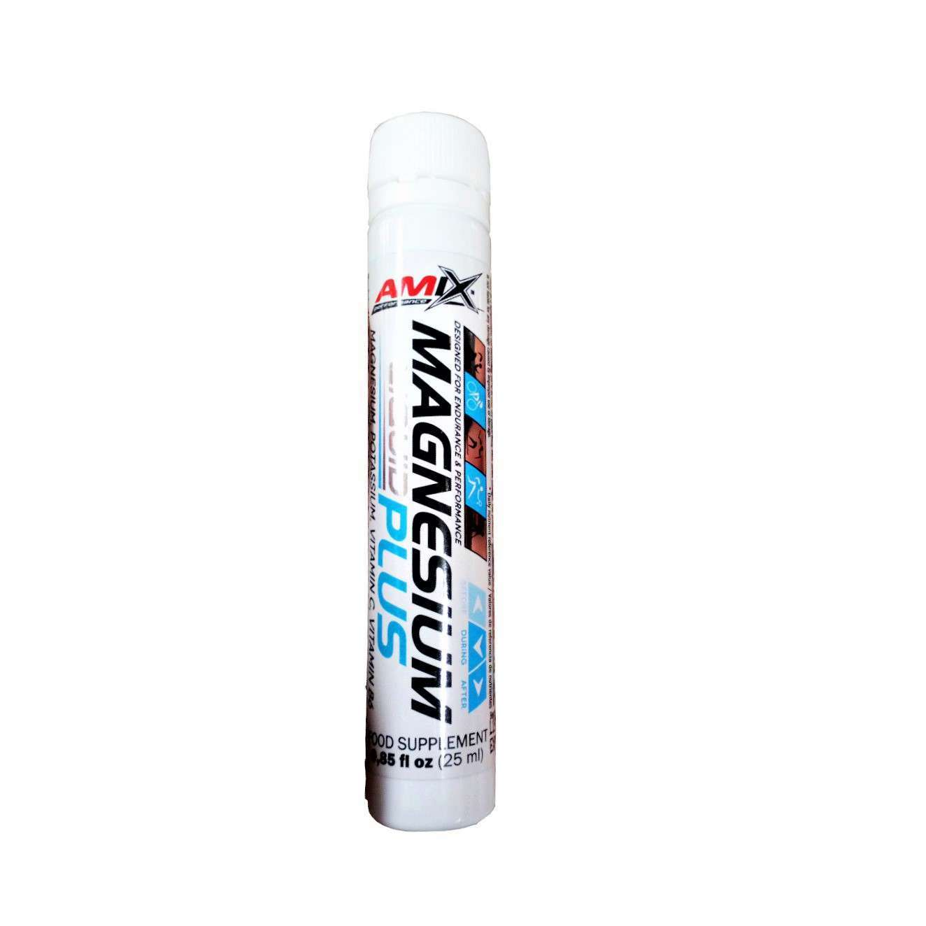 MAGNESIUM LIQUID PLUS - 25ml