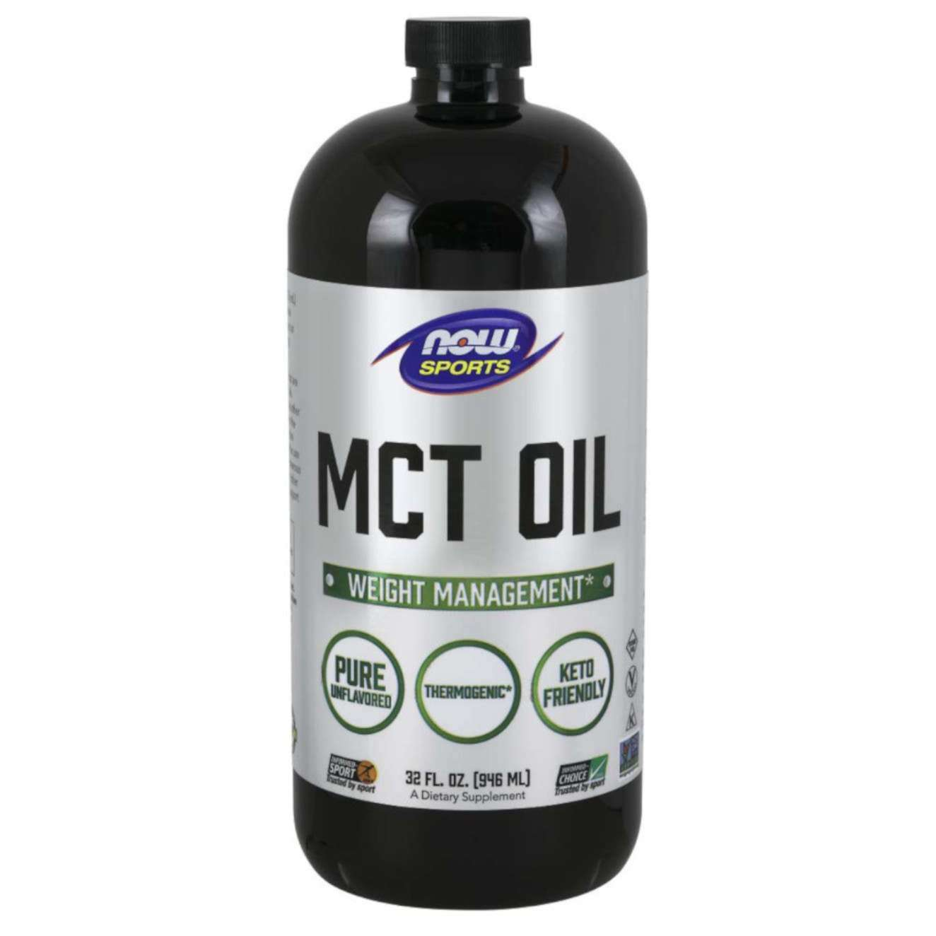 ACEITE MCT LÍQUIDO - 946ml