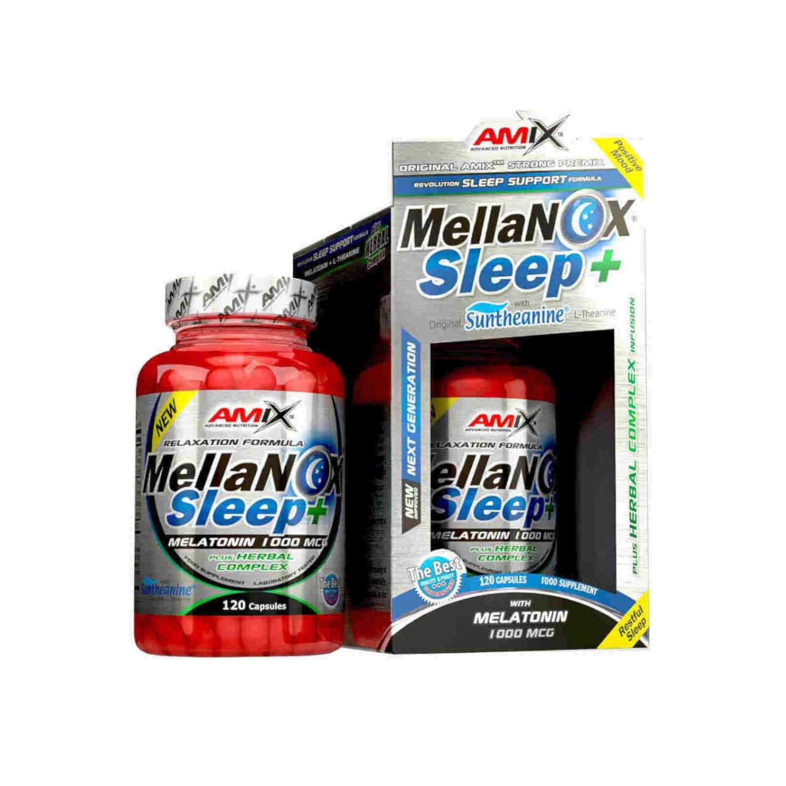 MELLANOX SLEEP+ - 120 caps