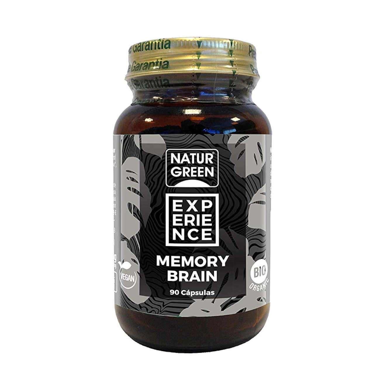 EXPERIENCE MEMORY BRAIN - 90 veg caps