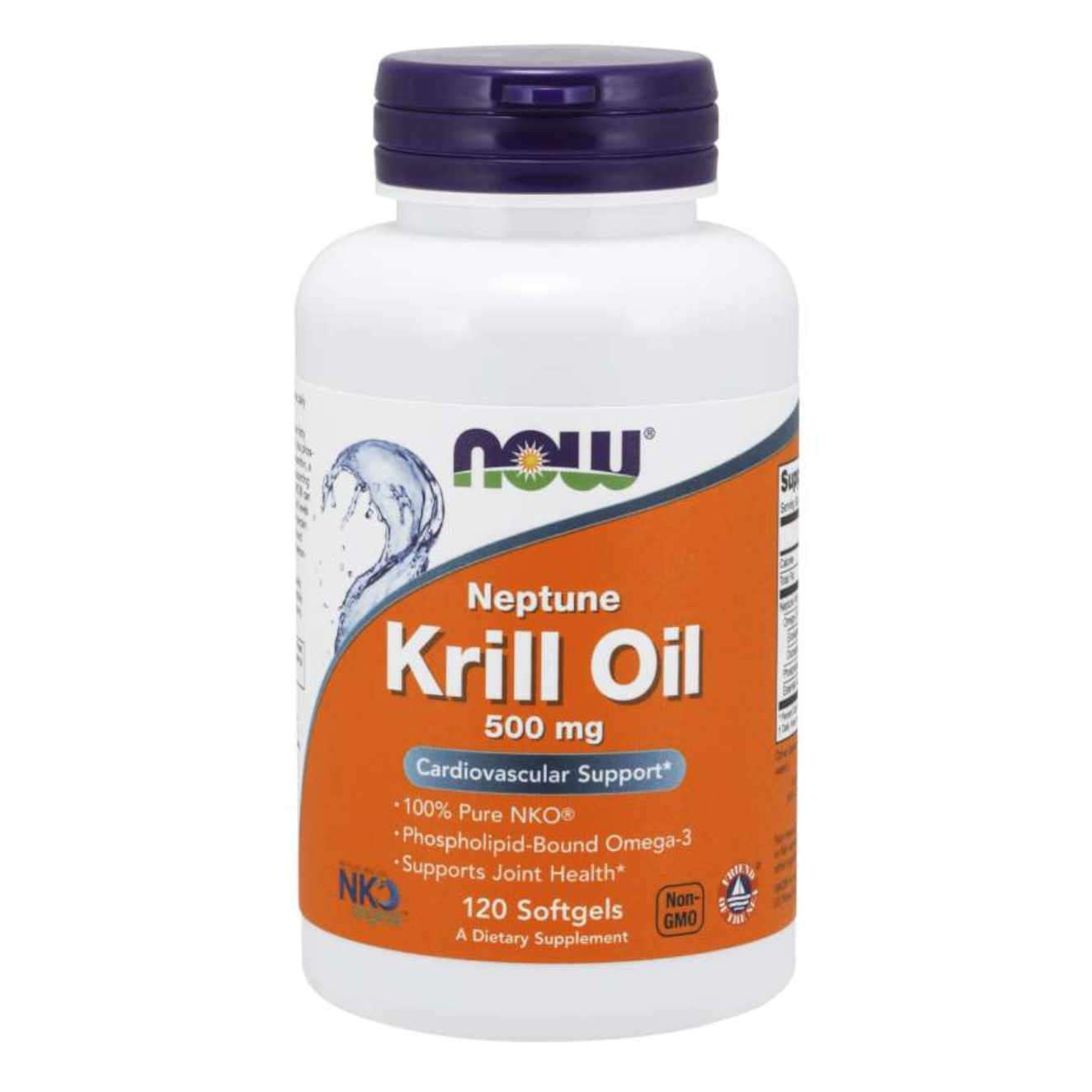 NEPTUNE KRILL OIL 500mg - 120 softgels