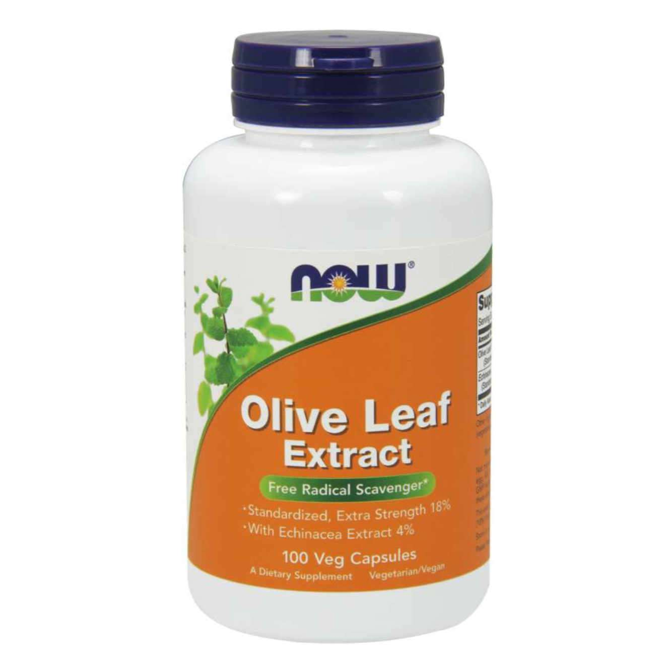 OLIVE LEAF EXTRACT 400mg - 100 veg caps