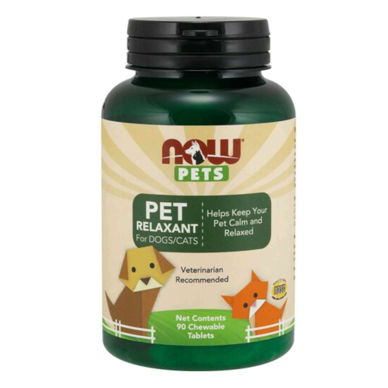 PET RELAXANT FOR DOGS/CATS - 90 tabs masticables