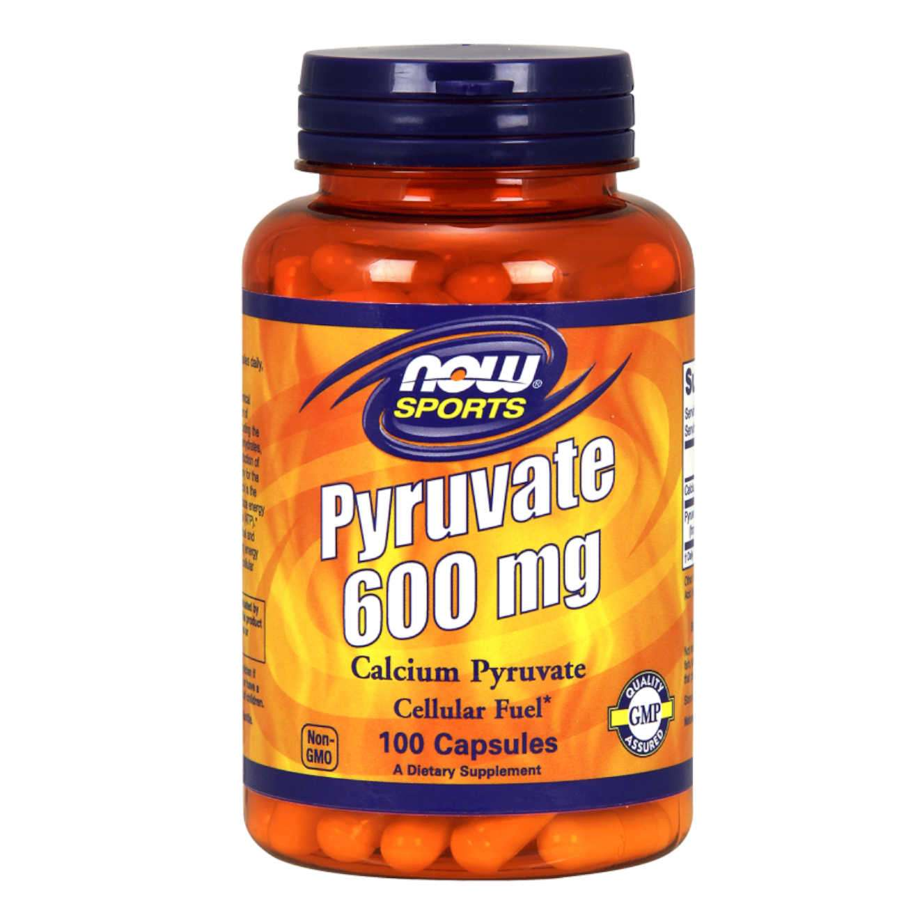 PYRUVATE 600mg - 100 caps