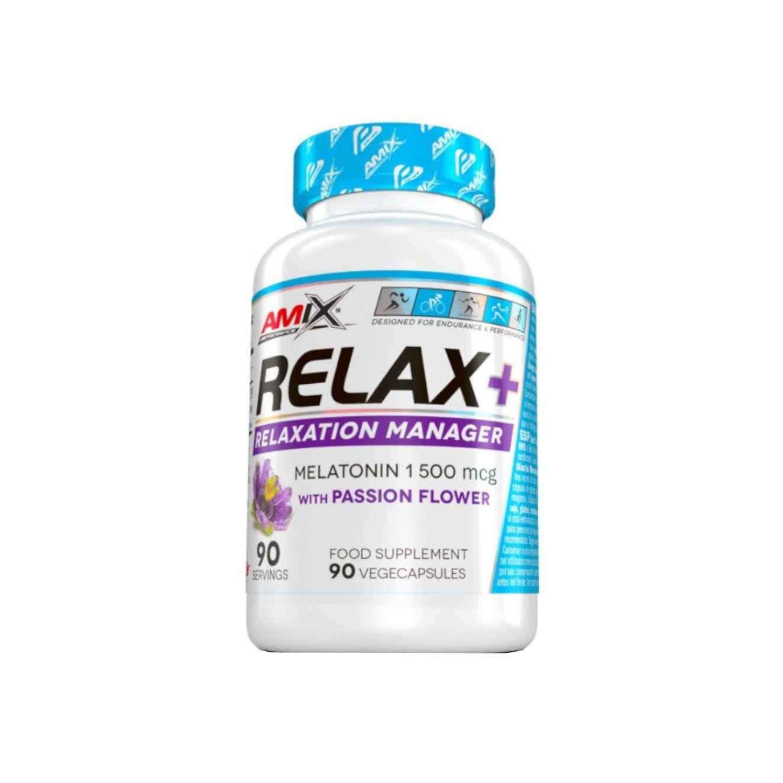 RELAX+ - 90 veg caps