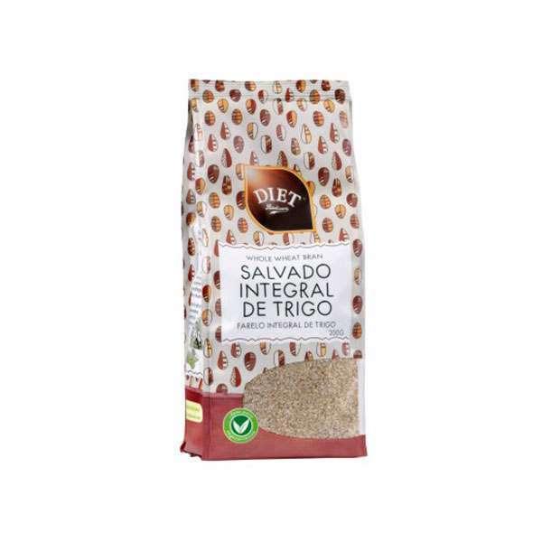 SALVADO INTEGRAL DE TRIGO - 200g