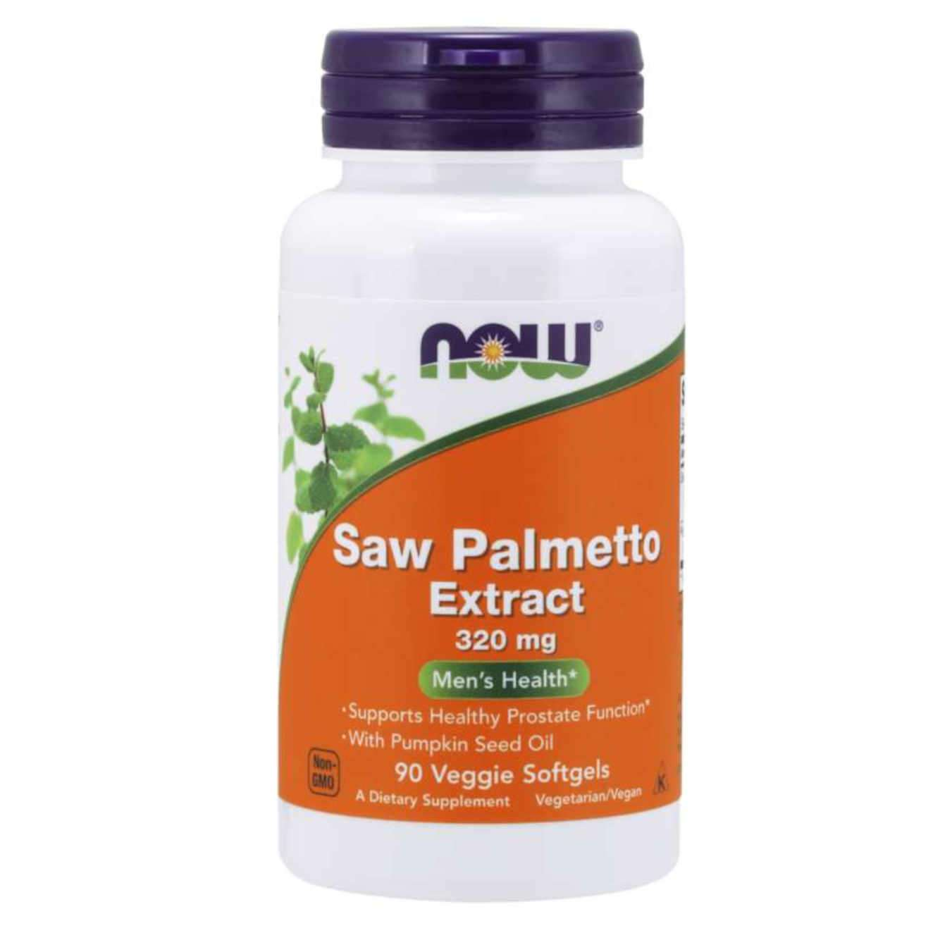 SAW PALMETTO EXTRACT 320mg - 90 veg softgels