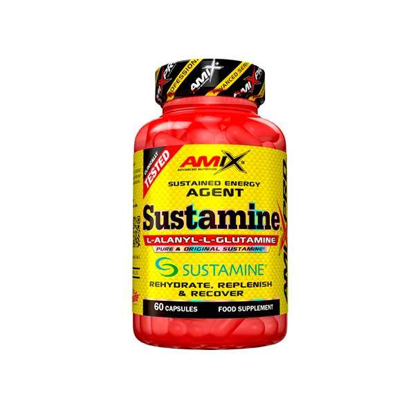 SUSTAMINE - 60 caps