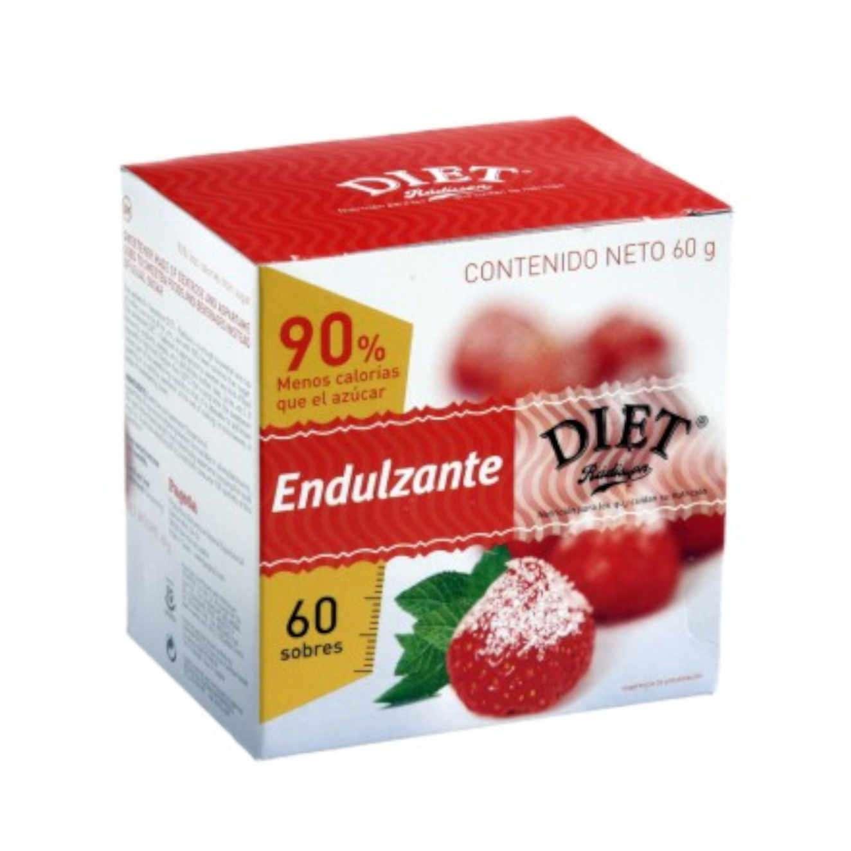 ENDULZANTE - 60 sobres