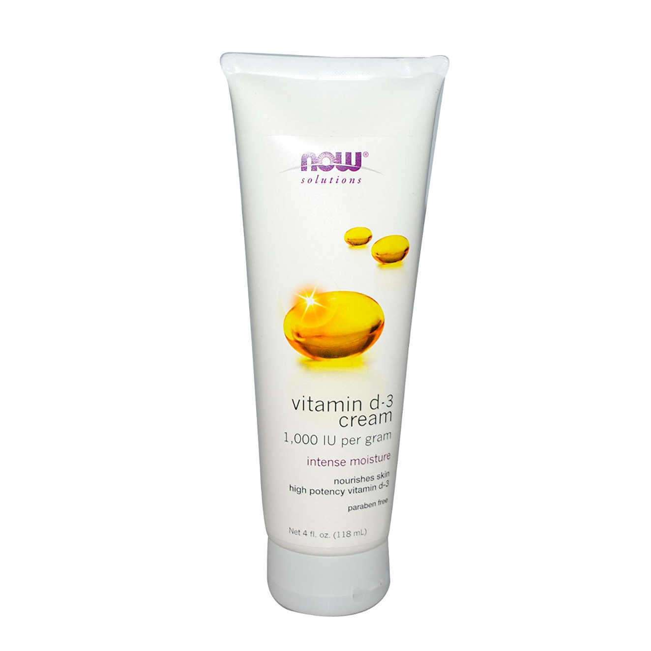 CREMA FACIAL DE VITAMINA D3 - 118ml