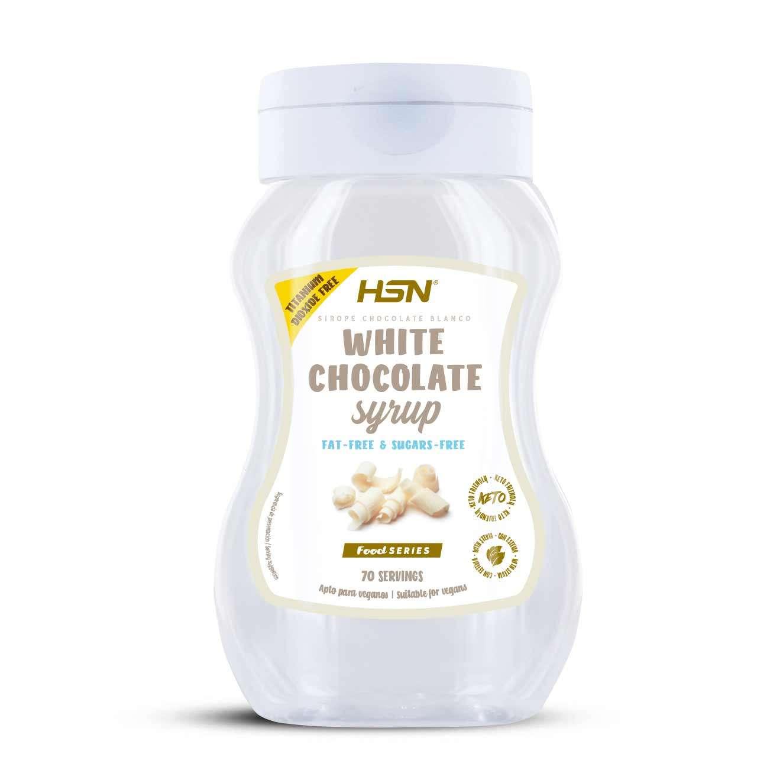 SIROPE CHOCOLATE BLANCO - 350ml