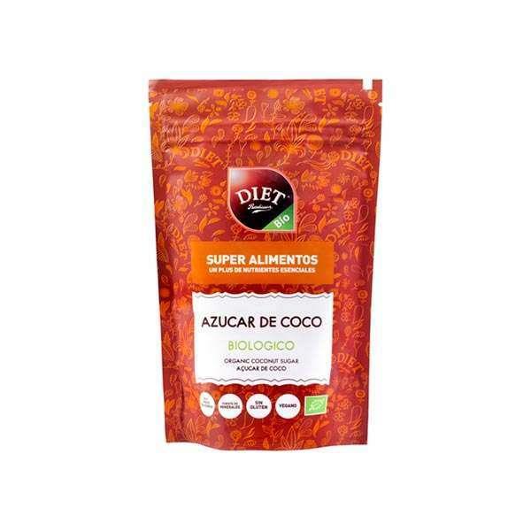 AÇÚCAR DE COCO BIOLÓGICO 250g